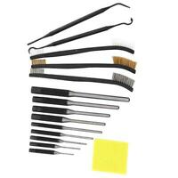 15Pcs/set Roll Pin Punch Set Tools Kits Great for Pistol Building  Removing Pin