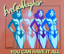 GALLAGHER, EVE - YOU CAN HAVE IT ALL 5 track MAXI SINGLE  1995 - AS NEW