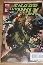 SKAAR SON OF HULK #4 VARIANT NM MARVEL COMICS GREG PAK