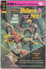 Ripley's Believe It or Not! Comic Book #51 Gold Key 1974 FINE