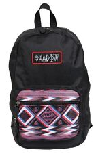 SHADOW CONSPIRACY UHF BACKPACK BMX BIKE VANS SUBROSA BLACK NEW