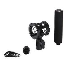 Suspension Shock Mount Mount With Hotshoe&Handle Set F Shotgun Mic Microphone  M