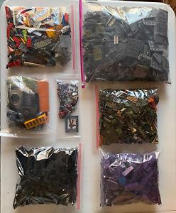 Halo Mega Bloks Lot of 14 Pounds Partial Sets Multiple Colors Lot Of Good Piece