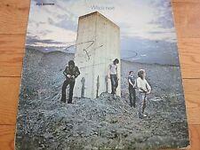 PETE TOWNSHEND SIGNED LP COA + PROOF! THE WHO AUTOGRAPH ALBUM #1