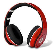 Beats by Dr. Dre Studio Rot OverEar Kopfhörer Fernbedienung für Apple iPhone