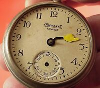 Ingersoll MIckey Mouse 1934 Pocket Watch Replacement HOUR HAND 4 Repairs