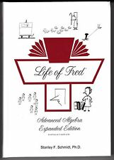 Life of Fred Advanced Algebra Expanded Edition