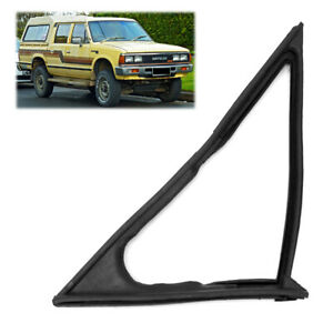 Left Quarter Vent Window Seal Door Rubber Fits Datsun Nissan 720 1980 1986