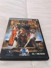 Tzar Excalibur y el Rey Arturo Pc Cd Rom FX Interactive