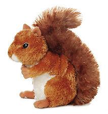 """Nutsie Mini Flopsie 8"""" Aurora Plush Squirrel"""