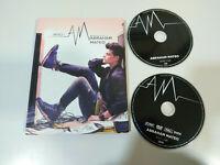 Abraham Mateo Who I Am CD + DVD + Libro 2014