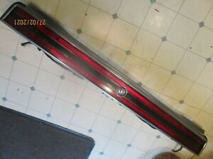 USED 1985-88 SKYLARK SOMERSET TAIL LIGHT/SHARP/CLEAN DRIVER/STORED INDOORS 12YRS