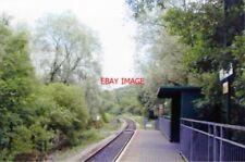PHOTO  FERNHILL RAILWAY STATION GLAMORGAN 2004 GWR TV CARDIFF - ABERCYNON - ABER
