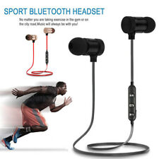 Bluetooth 4.1 Wireless Stereo Sport Earphone Earbuds Headset Headphone Universal