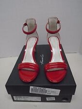Kenneth Cole New York Mallory Red Womens Shoes Heel New 6 1/2 M Strappy