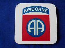 82nd AIRBORNE ( ALL AMERICAN ) DIVISION LARGE COASTER