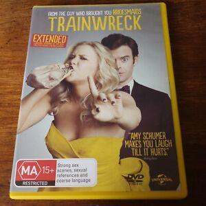 Trainwreck DVD R4 Like New! FREE POST