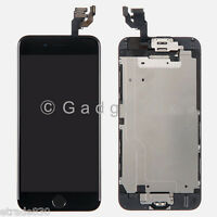 LCD Screen Display Touch Screen Digitizer + Button Camera + Frame for iphone 6