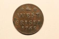 Netherlands / West Friesland - duit 1769 (#9)