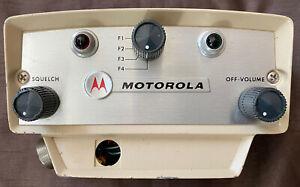 Motorola Mobile Radio MOCOM 70 Radio Head TCN 6026BJ-1