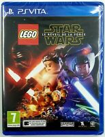 Lego Star Wars le réveil de la force - Playstation PS Vita - Neuf - PAL FR