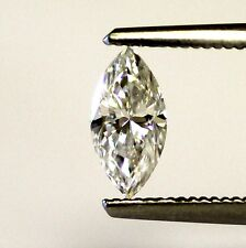 .71ct marquise loose diamond GIA Certified VVS1 G 8.85 X 4.45 X 3.14 mm estate