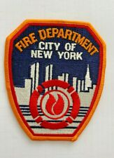 FDNY shoulder patch collection/singles
