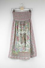 New Look Cotton Bandeau Summer/Beach Dresses