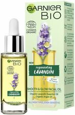 Garnier Organic Facial Oil Lavandin Glow Antioxidant Vitamin Nourish Soft Skin