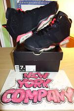 "Air Jordan 6 Retro BG ""2014 Black Infrared"" Black/Infrared 23 384665 023 sz. 7Y"