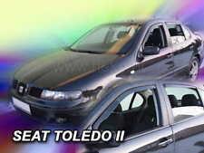 SEAT TOLEDO / LEON  1999 - 2005  Wind deflectors  4.pc set  HEKO  28221