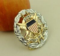 United States Joint Chiefs of Staff Identification Badge Pin US JCS BADGE METAL