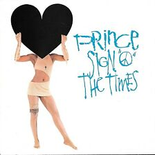 PRINCE * 1986 * PICTURE SLEEVE ONLY * Sign O The Times * NO 45 RECORD