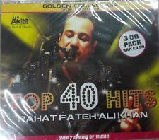 RAHAT FATEH ALI KHAN - TOP 40 HITS  - 3CD set