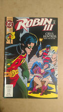 ROBIN 3 #5 FIRST PRINT DC COMICS (1993) CRY OF THE HUNTRESS