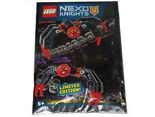 LEGO Nexo CAVALIERI due Goblin Ragni 271604 foilbag NUOVO con confezione