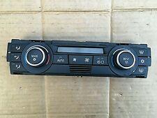 BMW 320d SE E90 (09/09) Climate Control Panel - 9199260 **Genuine BMW Part**