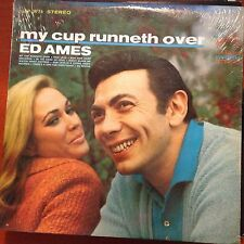 Ed Ames-My Cup Runneth Over-LP-RCA Victor-Shrink-VG+