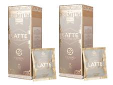 2 Boxes Organo Gold Cafe Latte Coffee 100% Organic Ganoderma Gourmet