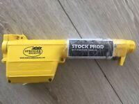 "NEW HOT-SHOT SS-36 36/"" RED FIBERGLASS SHAFT ELECTRIC ANIMAL STOCK PROD SHOCKER"