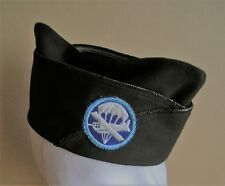 WW-II Private Purchase US Airborne & Glider Officer's Garrison/Overseas Cap.