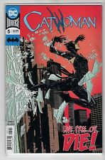 """Catwoman Issue #5 """"LIve Free or Die!"""" DC Comics (1st Print 2018)"""