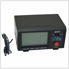 "Nissei Dg-503 Digital Lcd 3,5 ""Swr & Wattmeter 1,6-60 Mhz / 125-525 Mhz Für T1T5"