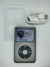 Apple iPod Classic 1TB SSD - 7th Gen, grigio (full REFURB, BATTERIA NUOVA + EXTRA)