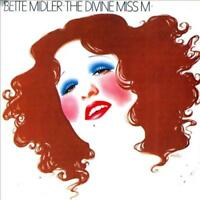 BETTE MIDLER - THE DIVINE MISS M NEW CD