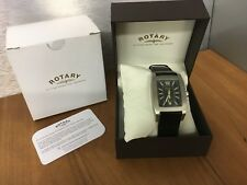 Gents Rotary Automatic Watch on Leather Strap 200 series 201B  RRP.£244