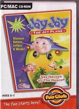 JayJay AVION SKY HEROES to the Rescue Ages 3-7