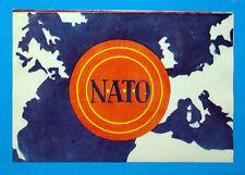 CRONISTORIA MONDIALE Folgore '65-Figurina-Sticker n.211-PATTO ATLANTICO 1949-Rec