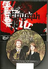 Glen Hansard SWELL SEASON Low Rising PICTURE DISC PROMO CD Single THE FRAMES