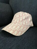 PINK!!! Rare DIOR authentic Baseball Cap Hat All Sizes Fits